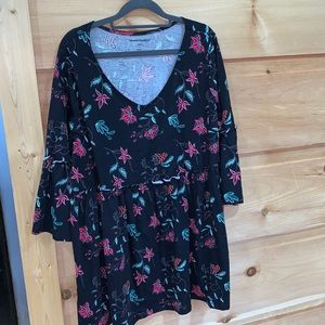 Like new! Woman Within 18/20 babydoll blouse